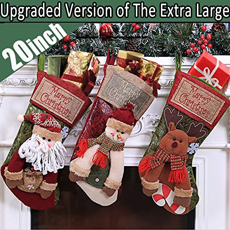 Personalized Christmas stocking Pink Sequins Christmas Stocking Traditional Christmas Stocking Personalized Pink Christmas Stocking