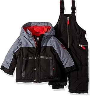 84722f519 OshKosh baby-boys Baby Boys Green Infant Boys Hw Snowsuit B2176s91 ...