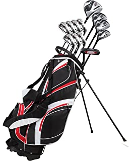 Amazon.com : Callaway Golf Mens Strata Complete 12 Piece ...