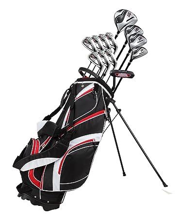 Amazon.com: Juego de paquete de golf completo para hombres ...