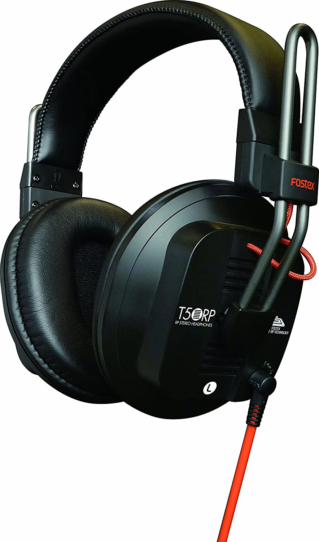 Fostex T40RPMk3 Closed Headphones, Black Erikson Audio AMS-T40RPMK3