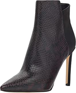 7a0d0b2cee Amazon.com | Nine West Women's Tanesha Wine Pointy Toe Booties - 9.5 ...