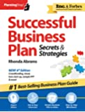Successful Business Plan: Secrets & Strategies (Planning Shop)