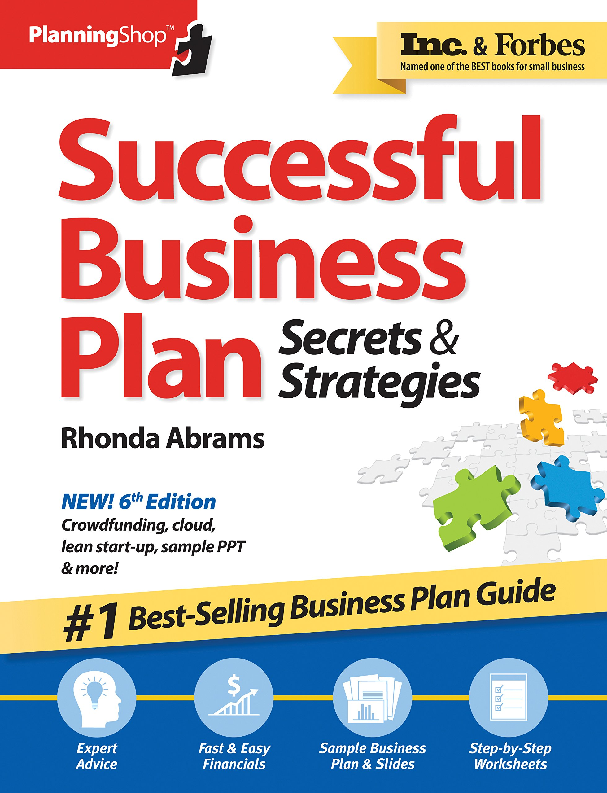 amazon com successful business plan secrets strategies planning