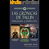 Las Crónicas de Tallin Trilogía: La Maldición Balborita, La Ascensión de los Maestros de la Sangre, La Redención de Kathir