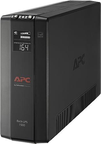 APC BX1500M Battery Backup & Surge Protector