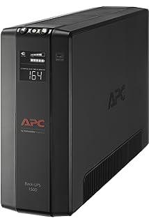 Amazon.com: APC Back-UPS Pro 1500VA UPS Battery Backup & Surge ... on wiring diagram software, wiring diagram power supplies, wiring diagram battery,
