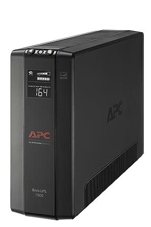 APC BX1500M Back-UPS Pro 1500 VA 900 Watts 10 Out Uninterruptible Power Supply