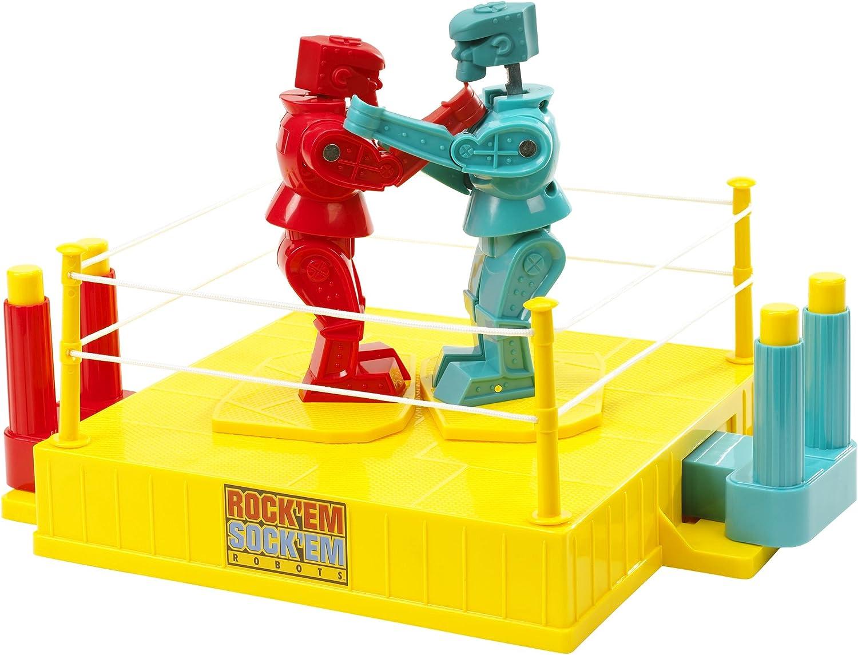 80s toys - rock em sock em robots