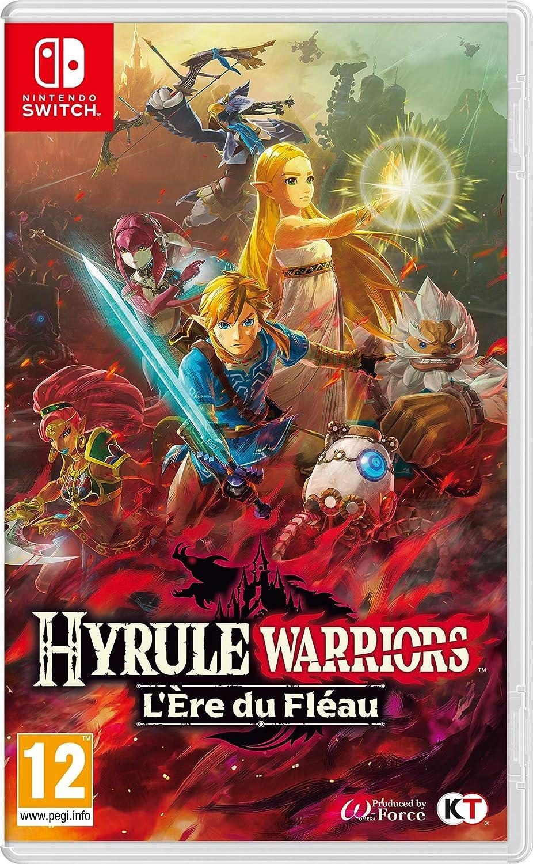 Jeu Hyrule Warriors - L'ère du Fléau en promotion