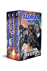 THE ALORIAN WARS: VOLUME ONE: BOOKS 1-3 Kindle Edition