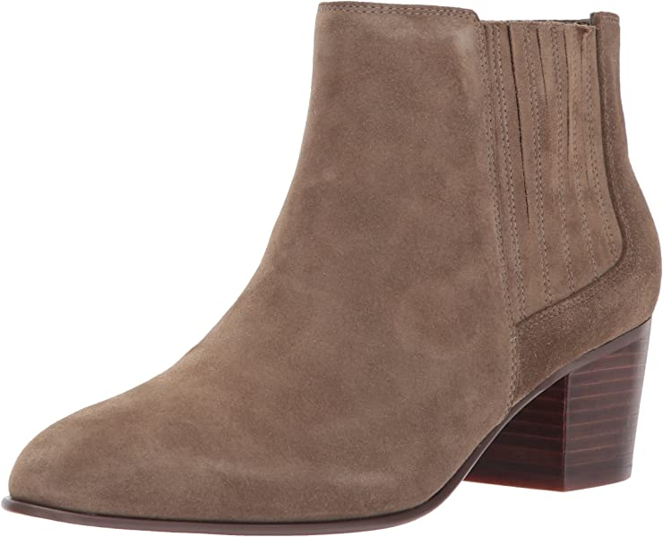 e81d482c0 CLARKS Women s Maypearl Tulsa Ankle Bootie Olive Suede 6 ...