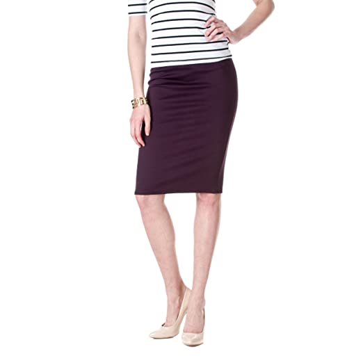 0c8dc277cb1 Riverberry MOA Collection Women s Bodycon Pencil Skirt at Amazon ...