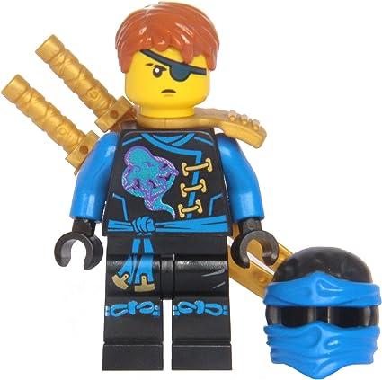 Amazon.com: LEGO Ninjago: Jay pirata – Sky Piratas 2016 ...
