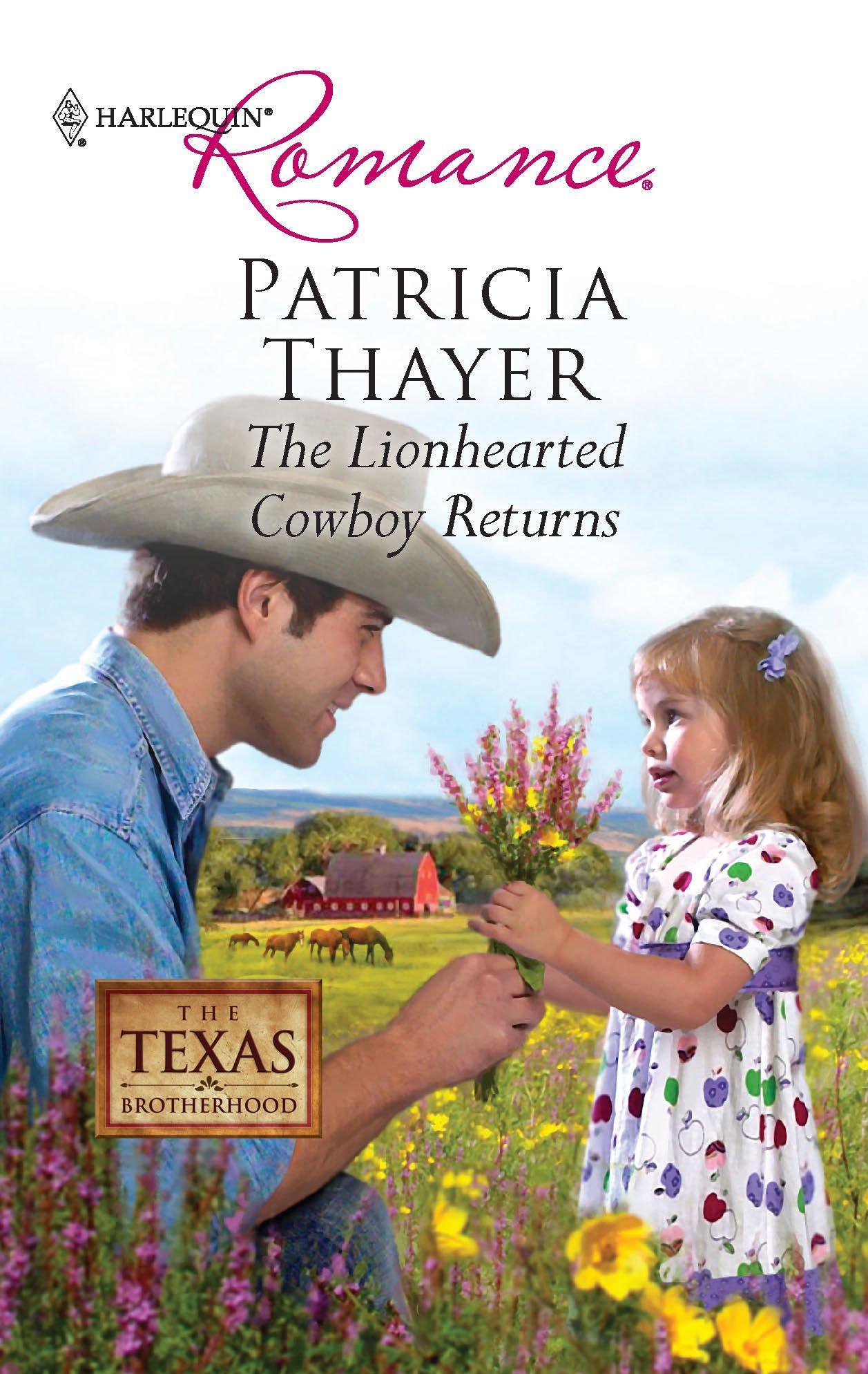 The Lionhearted Cowboy Returns pdf epub