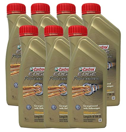 Castrol Edge Professional 5w-30 Longlife III Aceite para motor ...