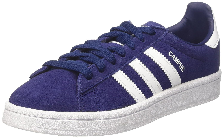 Adidas Originals Campus azul oscuro Suede 6 M US Big Kid