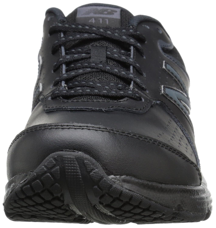 New Balance B00V3N9392 Women's WW411v2 Walking Shoe B00V3N9392 Balance 10.5 2A US|Black 94c87a