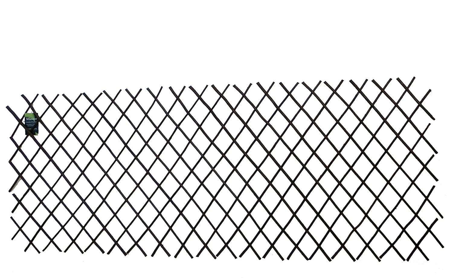 Amazon.com : Master Garden Products Willow Expandable Trellis Fence ...