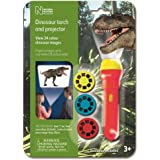 Natural History Museum Dinosaur Flashlight and Projector STEM