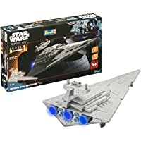 Revell- Wars Build & Play Imperial Star Destroy
