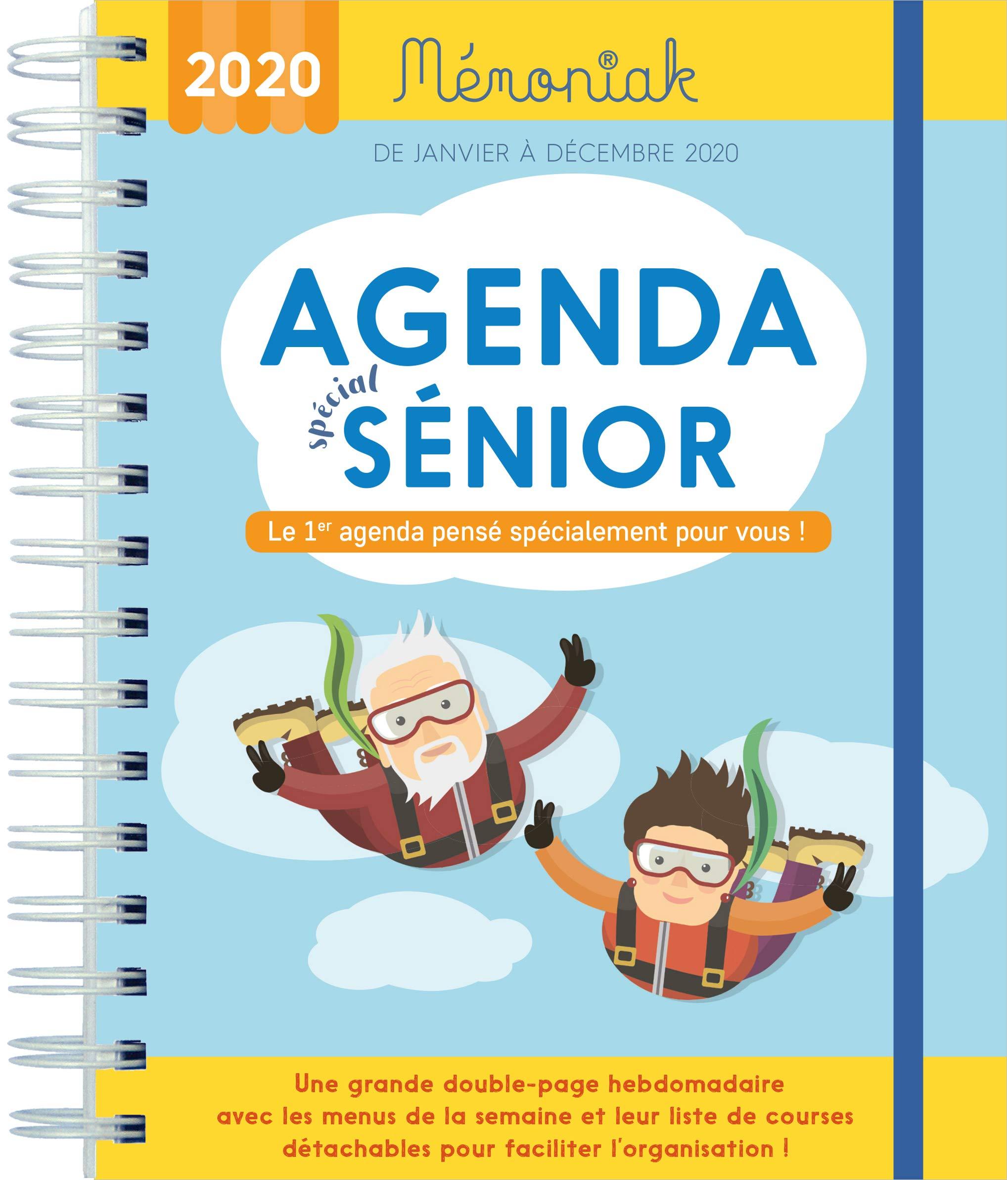 Agenda spécial senior : De janvier à décembre 2020 ...