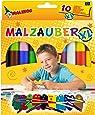 Malinos 300007 - Buntstift - Malzauber XL  10 Jumbo