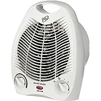 Orpat OEH-1250 2000-Watt Electrical Fan Heater (White)