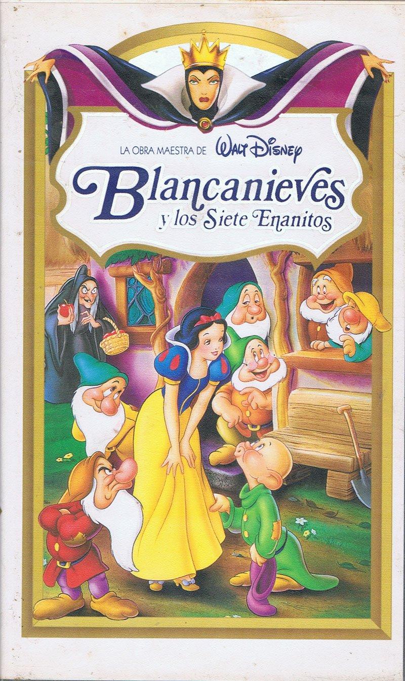 Amazon.com: Blancanieves y los siete enanitos: Amparo Garrido, Rosario Muñoz Ledo, Guillermo Bianchi, Luis Manuel Pelayo, Rubens Medel, Francisco Colmenero, ...