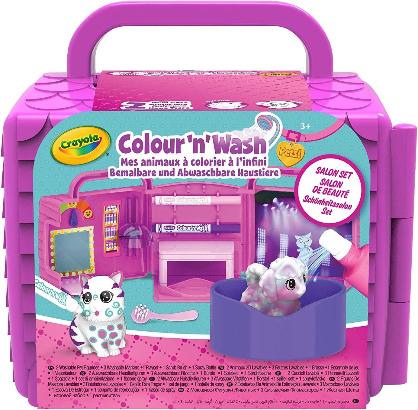 CRAYOLA 74-7332-F-000 - Kit de Manualidades, Color Rosa