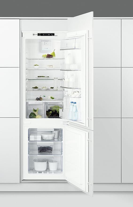 Electrolux ENN2853COW Integrado 263L A+ Blanco nevera y congelador ...