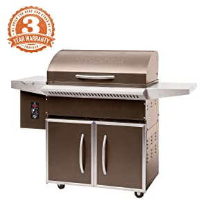 Traeger Grills TFS60LZC Select Elite Pellet Grill and Smoker