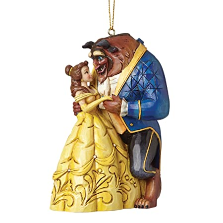 Amazonde Disney Tradition Beauty The Beast Hanging Ornament