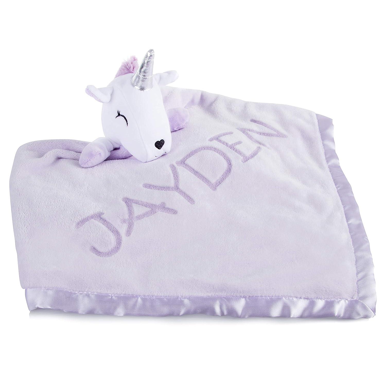 Swaddle Blanket Girl Baby Gift Name Baby Blanket Baby Blanket Customized Unicorn Girl Blanket Girl Personalized Baby Girl Blanket