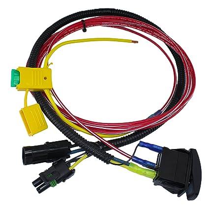 amazon com atv utv fan override switch kit for polaris ranger rzr rh amazon com Polaris Ranger 800 Youth Polaris Ranger