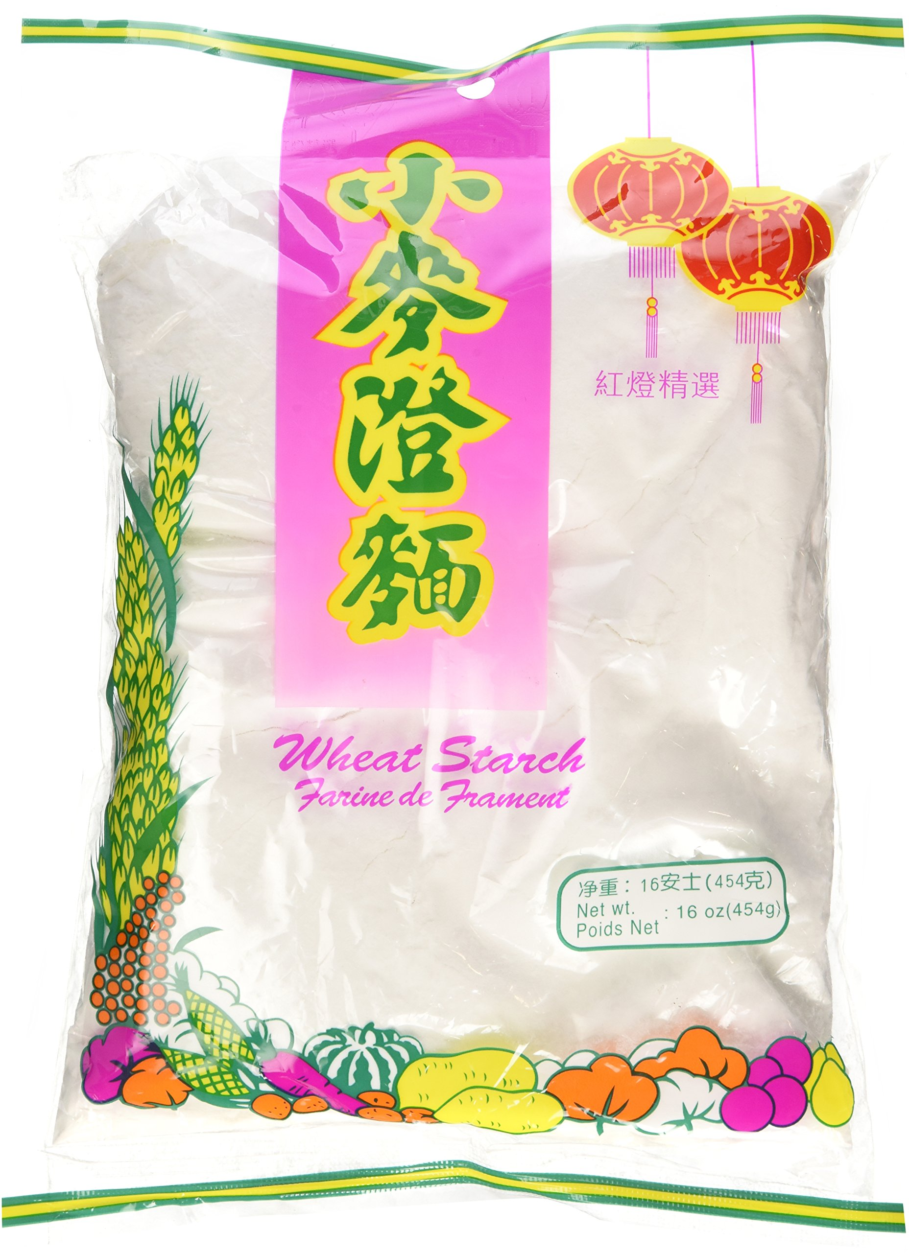 Wheat Starch, 16 Ounce