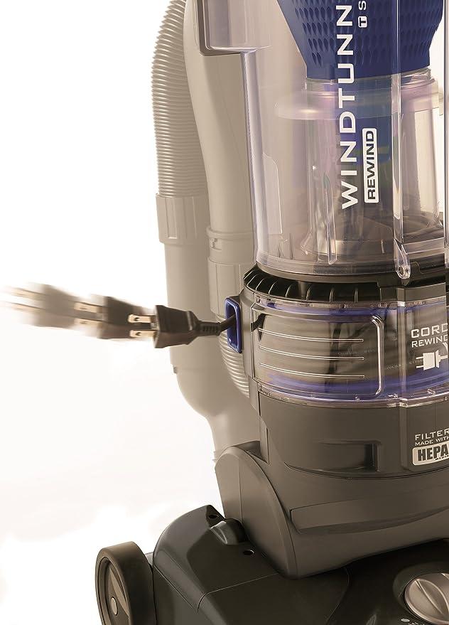 Hoover T-Series UH70122PC - Aspiradora Vertical con Cable y ...