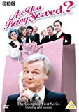 Are You Being Served? - The Complete First Series - Including pilot episode [1972] [DVD]