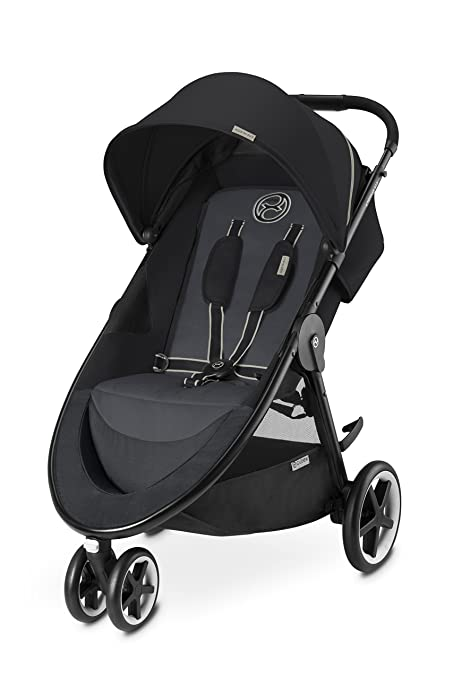 CYBEX Agis M-Air3 Baby Stroller, Moon Dust by Cybex