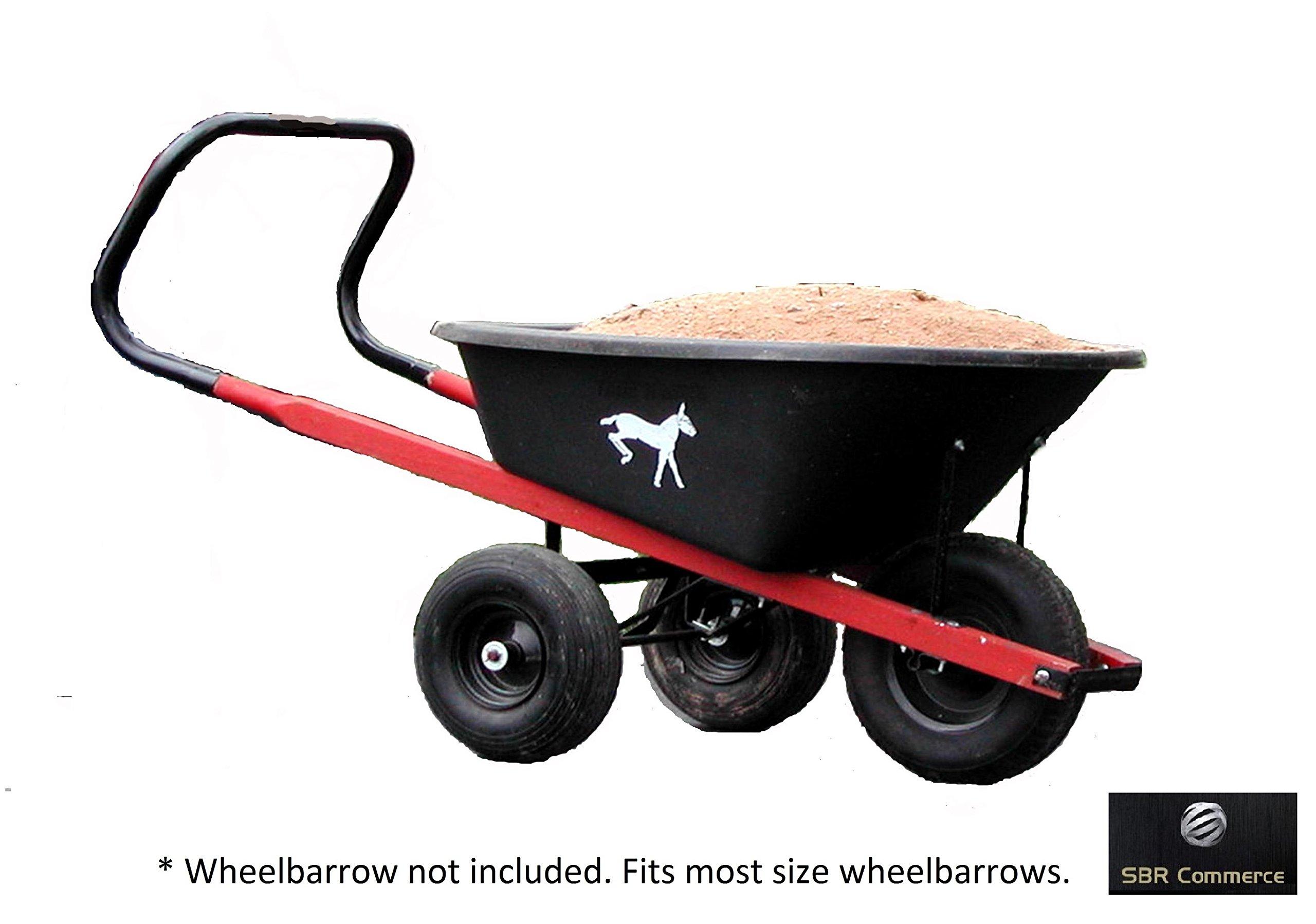 Will Burrow Tri Retrofit Kit (Wheelbarrow NOT INCLUDED)