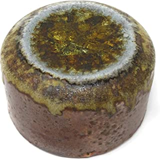 product image for Dock 6 Pottery Salterra Salt Shaker with Fused Glass, Copper