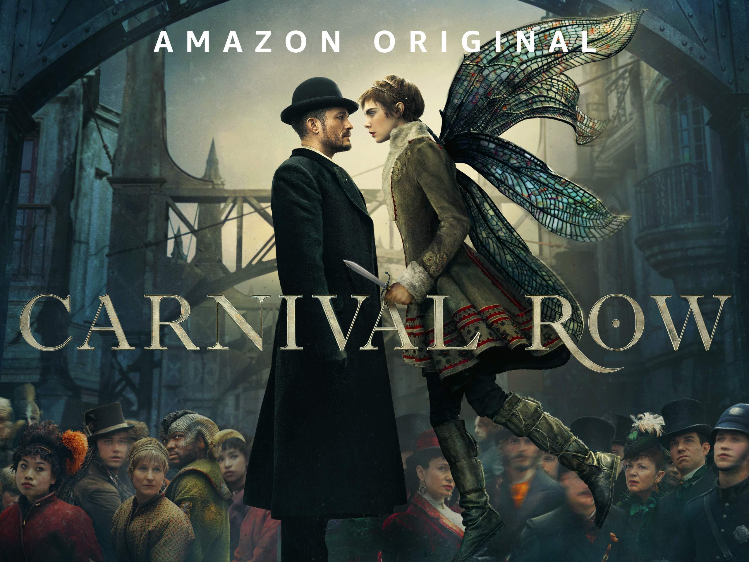 Watch Carnival Row Season 1 Prime Video