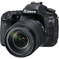 Canon EOS 80D EF-S 18-135mm f/3.5-5.6 IS USM Lens Kit Refurb