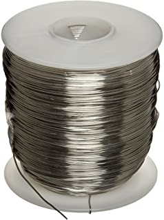 Tinned copper wire electronic component wire amazon tinned copper wire bright silver 14 awg 00641 diameter 80 keyboard keysfo Images