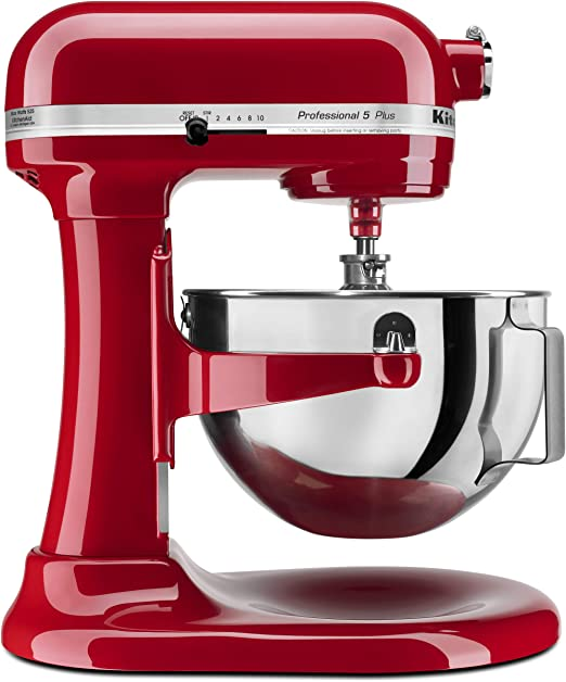 Amazon Com Kitchenaid Batidora Professional 5 Plus Kitchen Dining