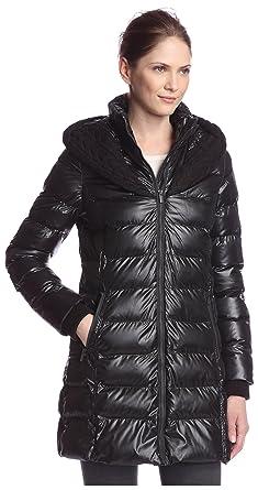 2ce8d1b85 RACHEL Rachel Roy Women's Down Alternative Outerwear Coat: Amazon.co ...