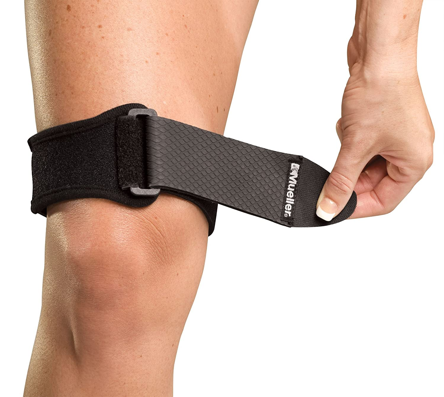 How to mueller wear max knee strap advise to wear for on every day in 2019