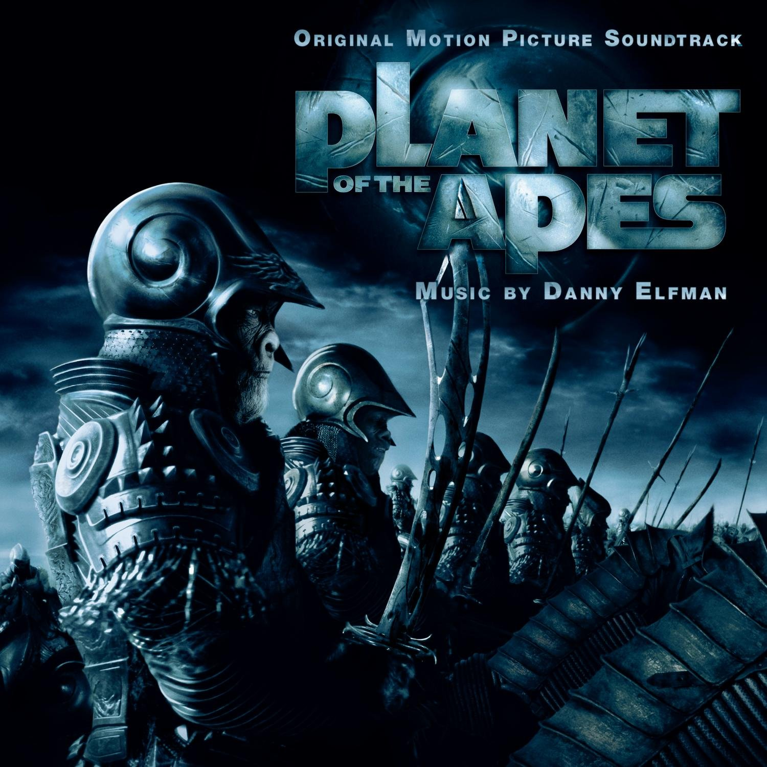Danny Elfman, Pete Anthony, Paul Oakenfold - Planet of the Apes ...