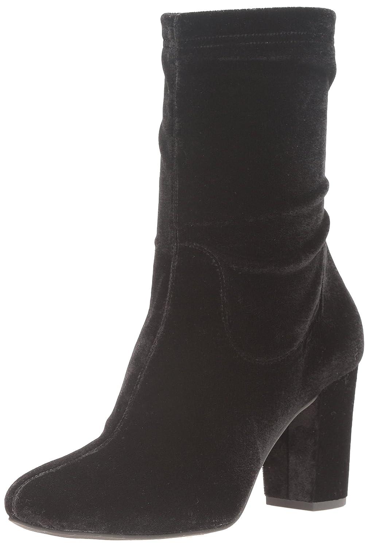 Black Velvet Kenneth Cole New York Womens Alyssa Ankle Bootie