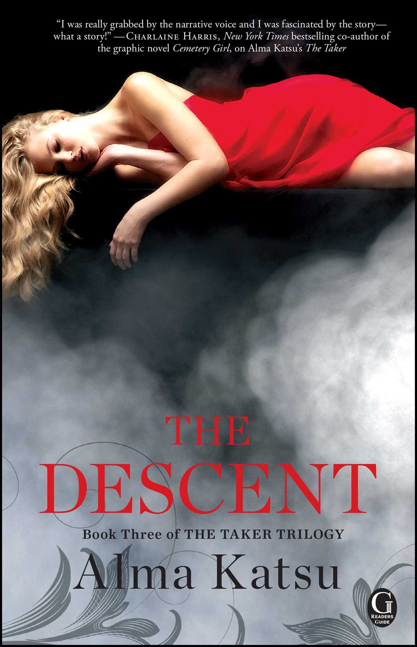 The Descent: Book Three Of The Taker Trilogy: Alma Katsu: 9781451651829:  Amazon: Books